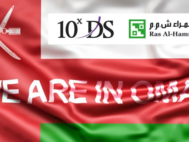 10xDS is in Oman