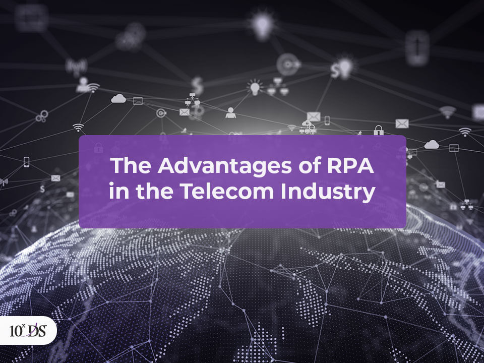 RPA in Telecom - Interesting Use Cases