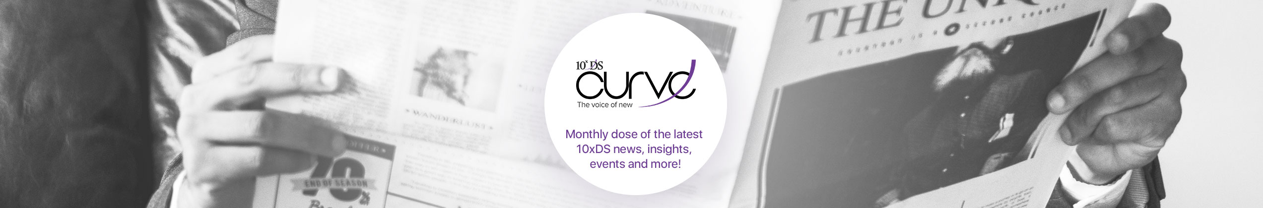 Curve - Voice of New Newsletter