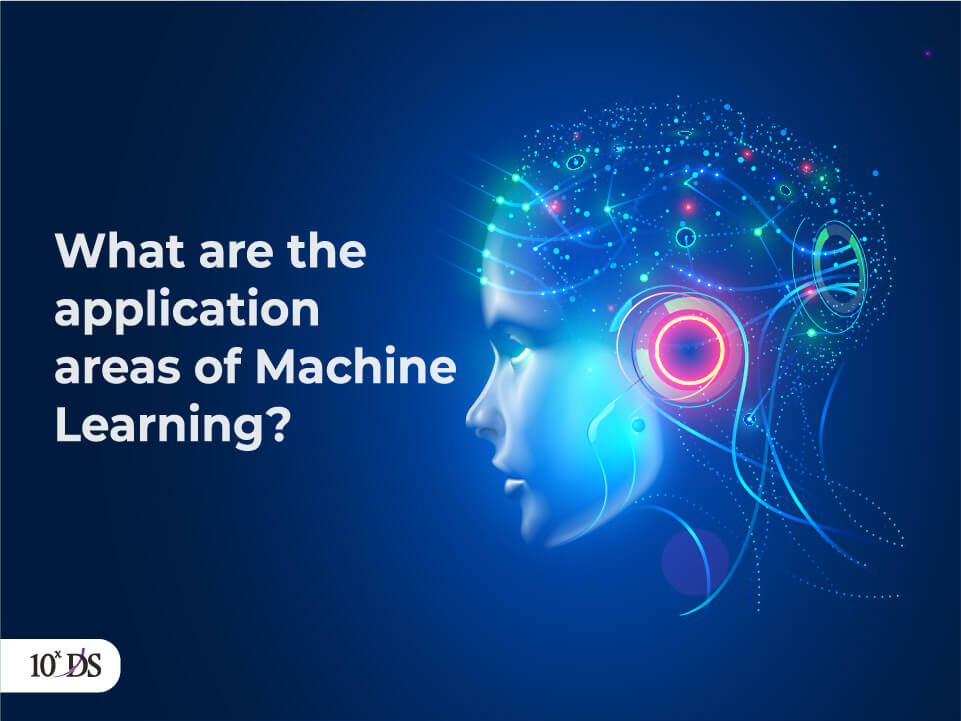 Application Areas of Machine Learning