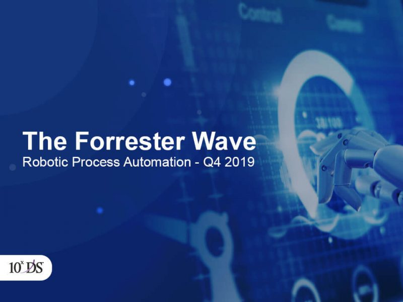 The Forrester Wave: Robotic Process Automation