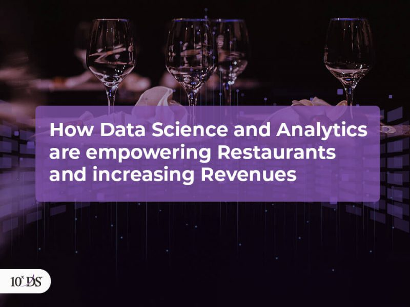How Advanced Analytics can empower Restaurants and increase Revenue