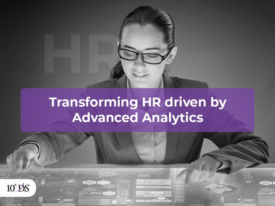 Advanced Analytics in HR Function