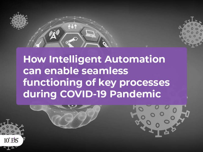 How Intelligent Automation help business operations during Covid-19 Pandemic
