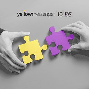 Yellow Messenger 10xDS Partnership