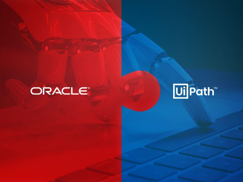 News Oracle UiPath Partnership