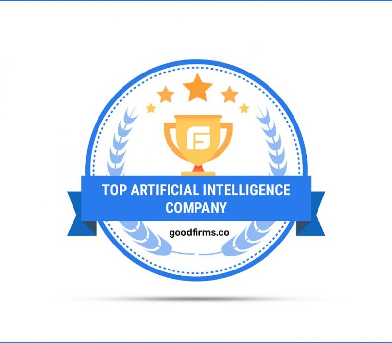 Top AI Company GoodFirms 10xDS