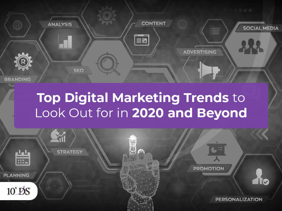 Top Digital Marketing Trends 2020 and beyond