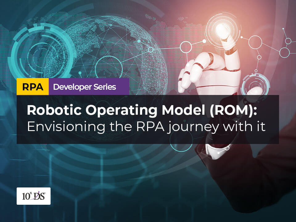 Blue Prism Robotic Operating Model (ROM)