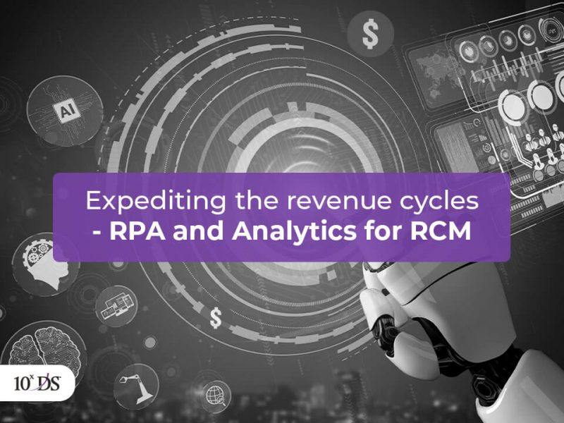 RPA and Analytics in Revenue Cycle Management Healthcare