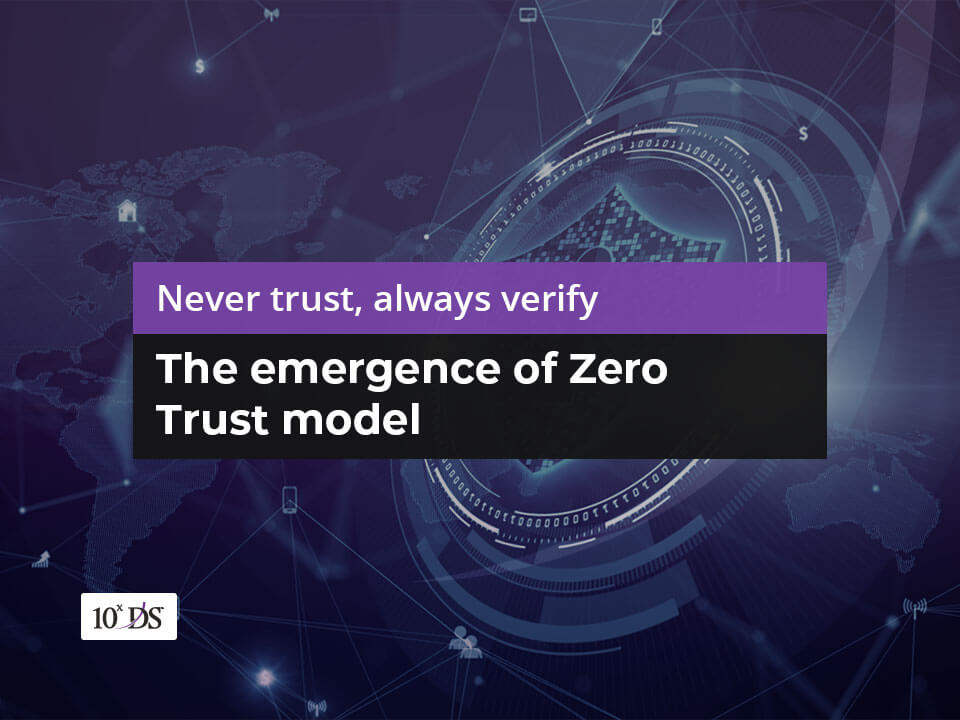 The emergence of Zero Trust model