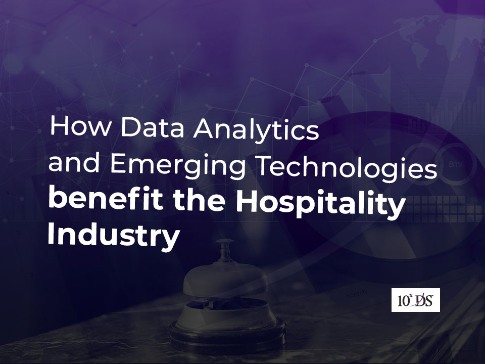 How Data Analytics benefit Hospitality Industry
